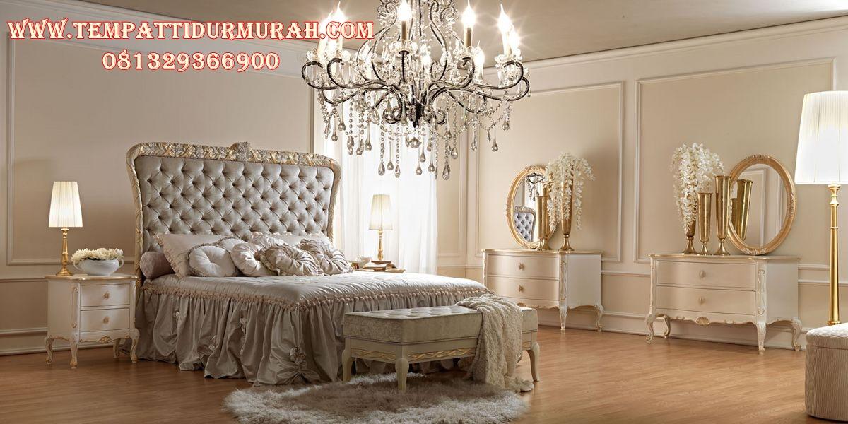 Tempat Tidur Klasik Luxury