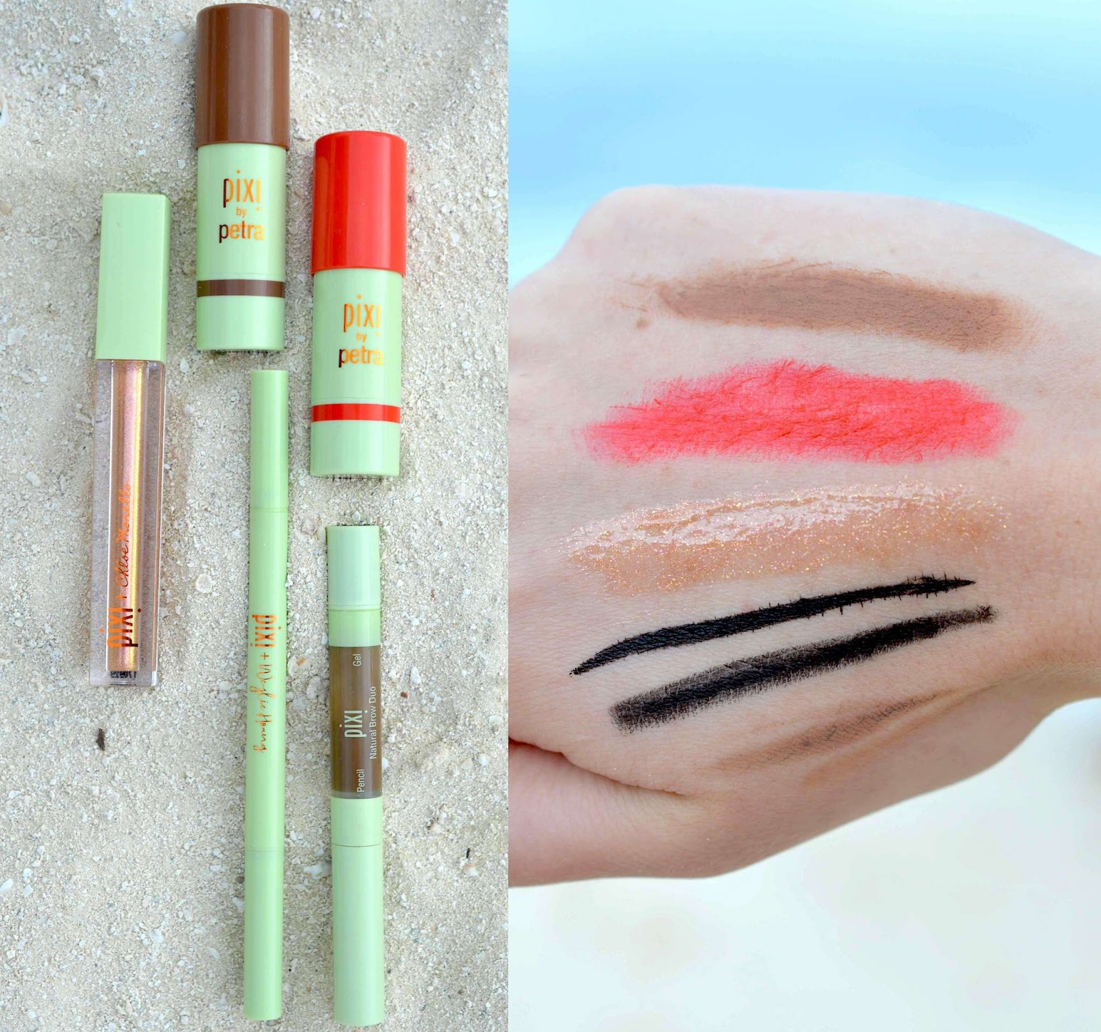 Pixi Makeup Review