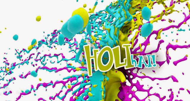 Best Happy Holi SMS for Facebook