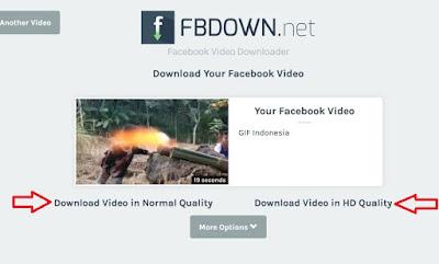 Cara Download Video Facebook yang Di Privasi