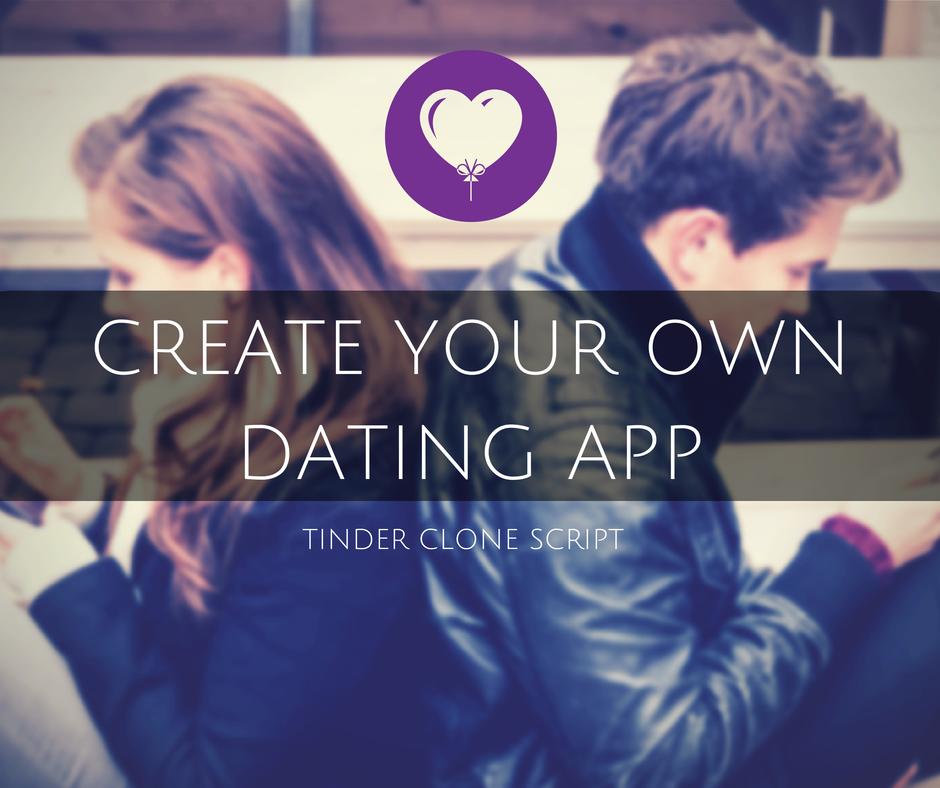 from Mohamed make your own dating app