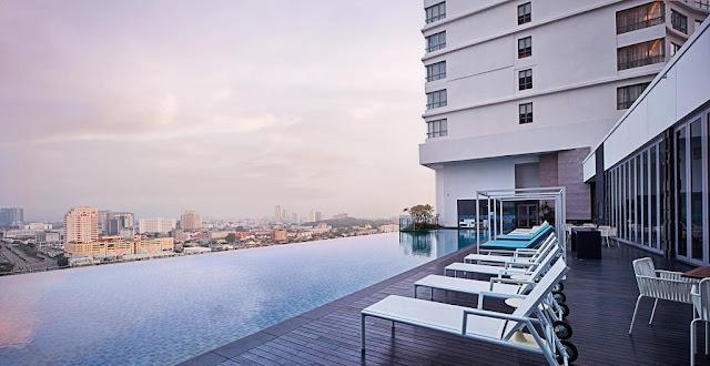 Hotel menarik di Melaka