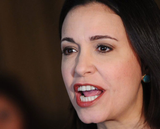 María Corina Machado dice las 5 razones para no permitir el referendo en 2017 (+Videos)