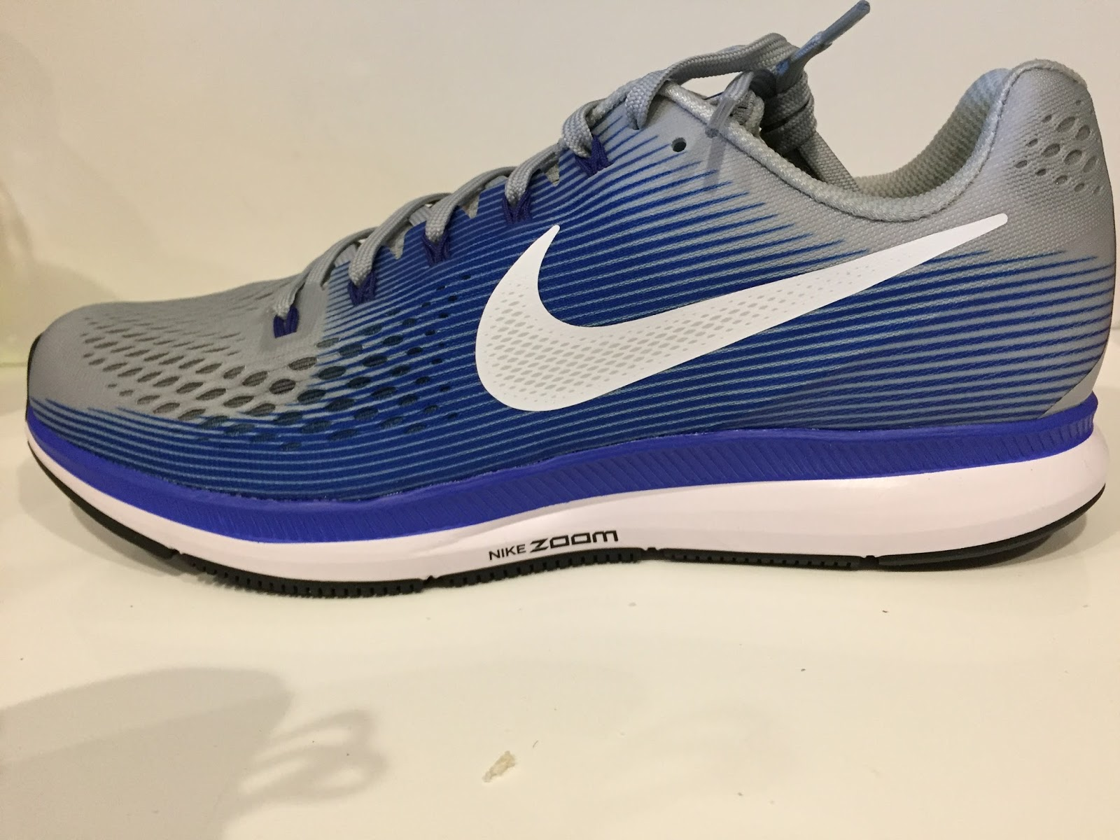 hueco Aburrir principio  Road Trail Run: Nike Zoom Pegasus 34 Review: Minor Tweaks, Totally  Satisfying