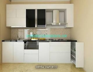 harga kitchen set surabaya