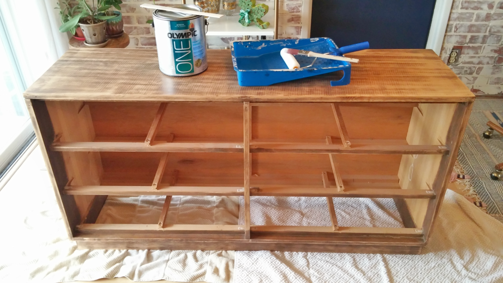 campaign dresser before