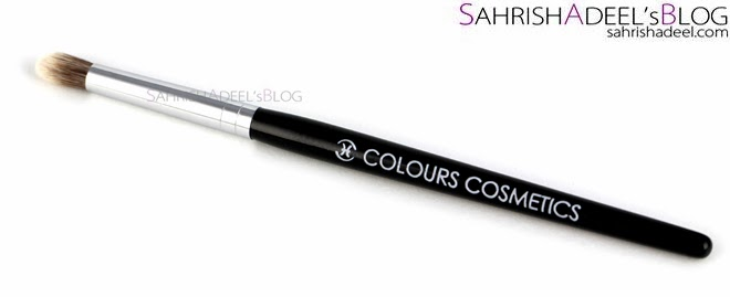 Tapered Crease Blender by Colours Cosmetics Malaysia - Review