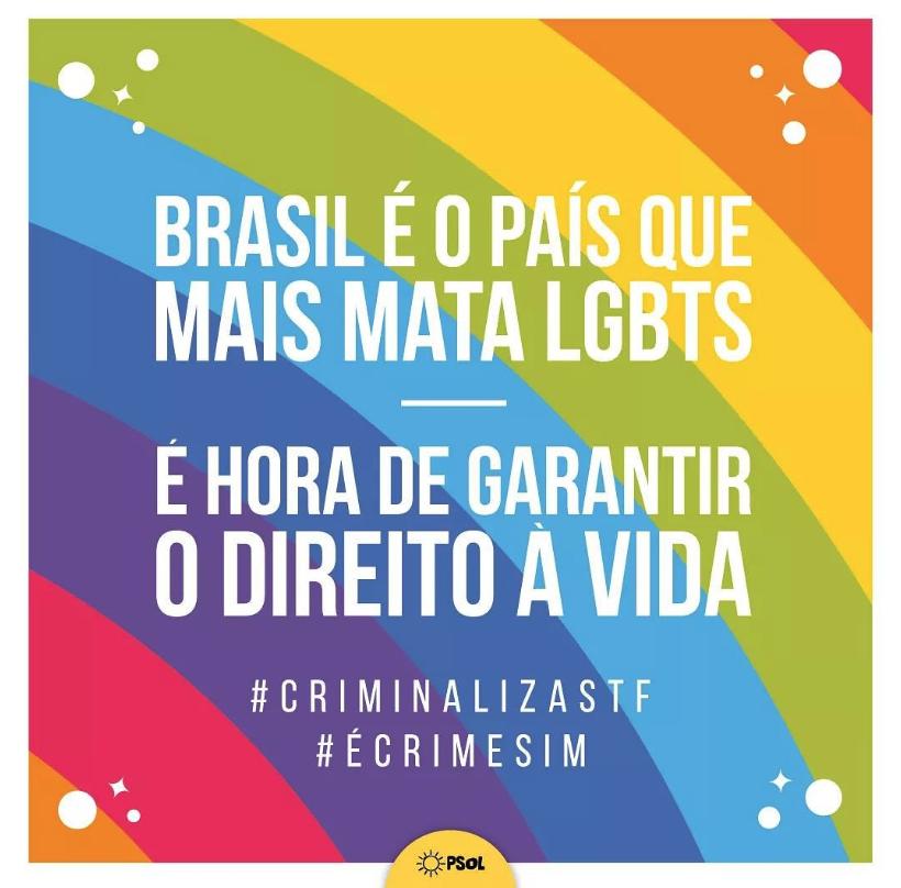 Resultado de imagem para Igreja e Estado: da sodomia à criminalização da LGBTfobia