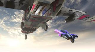 Red Bull Wingsuit Aces Mod Apk