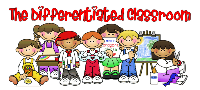 Collaboration in General Education Blog: Differentiation ...