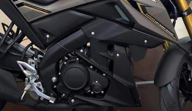 Mesin Yamaha Xabre
