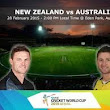 ICC Cricket World Cup 2015 Final Live Video Streaming – Live Streaming of ICC Cricket World Cup 2015 Final New Zealand Vs Australia