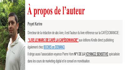 https://www.amazon.fr/LIRE-MARC-CAF%C3%88DOMANCIE-POYET-KARINE-ebook/dp/B011J6QCM8/ref=sr_1_1?ie=UTF8&qid=1480156799&sr=8-1&keywords=caf%C3%A9domancie