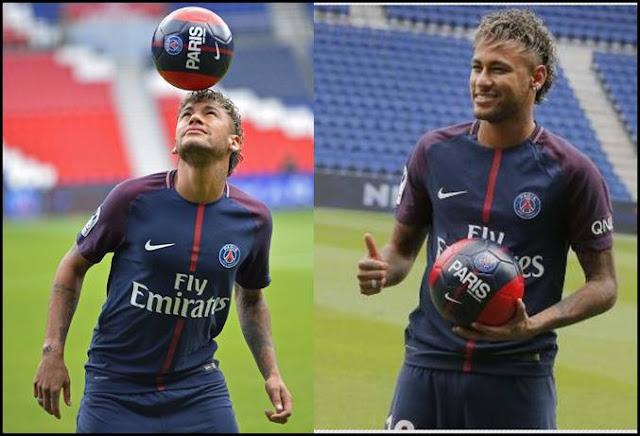 neymar-lionel-messi-barcelona-psg-world-record-transfer-footbal