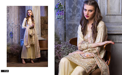Best summer wear sahil lawn designs for girls 2017 by Z.S Textiles