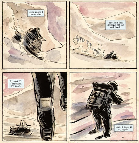 Mind MGMT #12 Created by Matt Kindt.