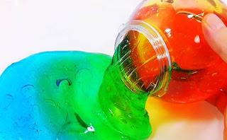 Cara Membuat Slime Dengan Lem Povinal 100% Berhasil