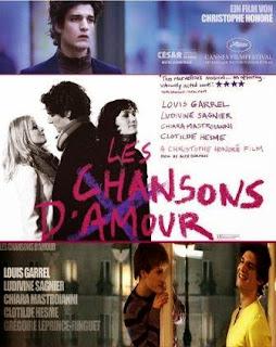 Las canciones del amor, film