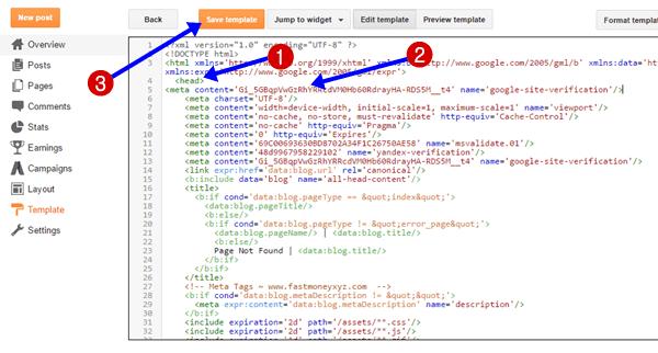 add html tag Code