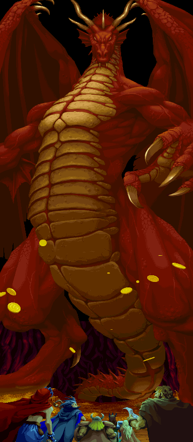 Evil Fire Dragon: Dragon, Aim, Fire!: Lost Treasures: The Capcom Sword-and