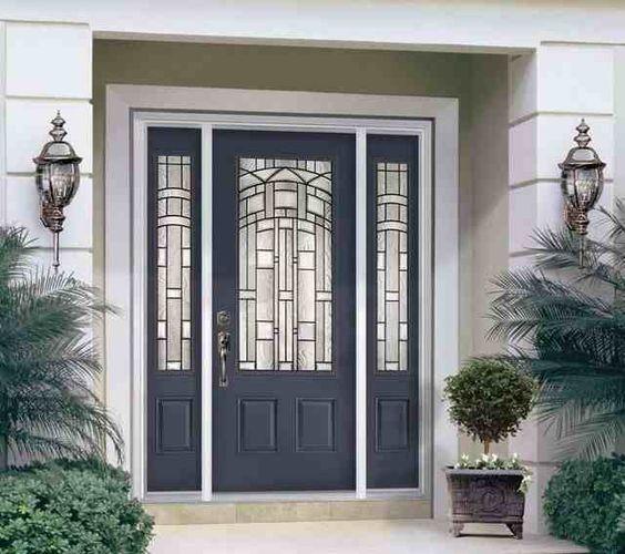 34 Gambar Model Pintu Rumah Minimalis  Ini Sangat Inspiratif