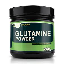 glutamina optimum nutrition
