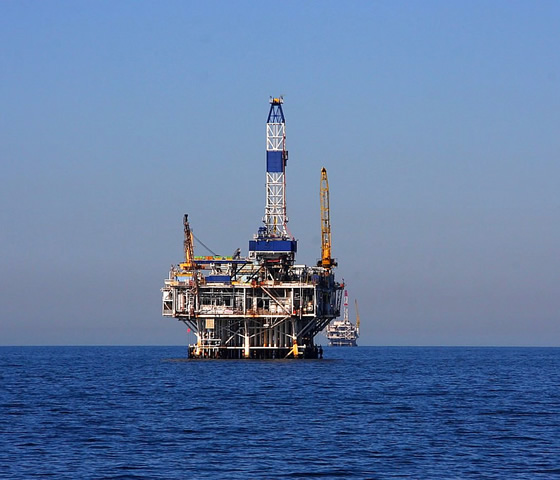 Oil rig - Petroleum exploration