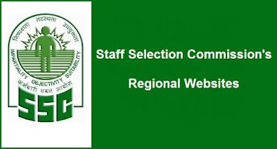 SSC Regional Websites and Office Addresses