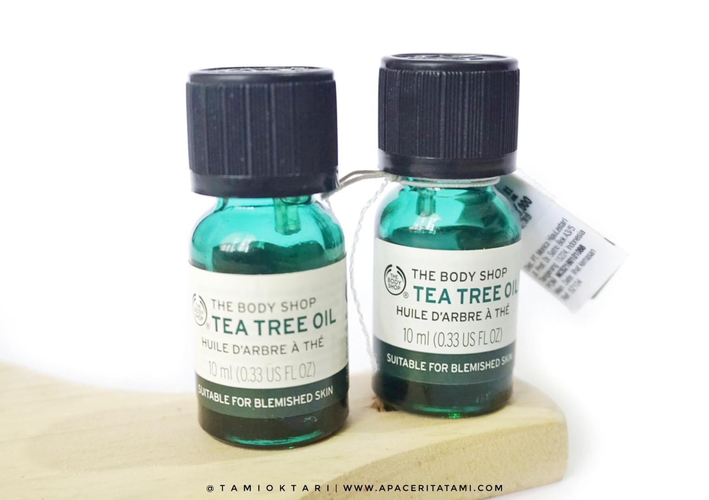 Review The Body Shop Tea Tree Oil Obat Jerawat Andalan 10ml Setelah Betah Berdiam Diri Di Draft Selama 2 Bulan Akhirnya Ini Brojol Juga Jadi Aku Udah Pakai Produk Kurang Lebih Tahun