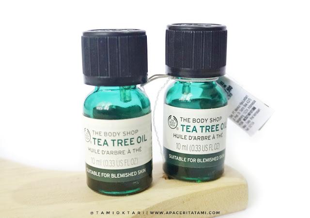 [REVIEW] The Body Shop Tea Tree Oil: Obat Jerawat Andalan?