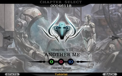 Do yous similar psyche to music spell playing games Cytus 4.5.0 APK