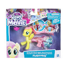 My Little Pony Land & Sea Fashion Style Fluttershy Brushable Pony