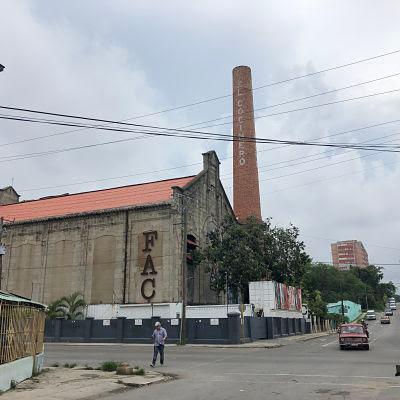 Fabrica de arte cubano. La Habana