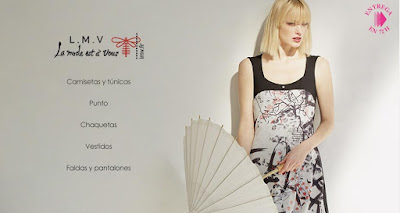 ropa mujer lmv