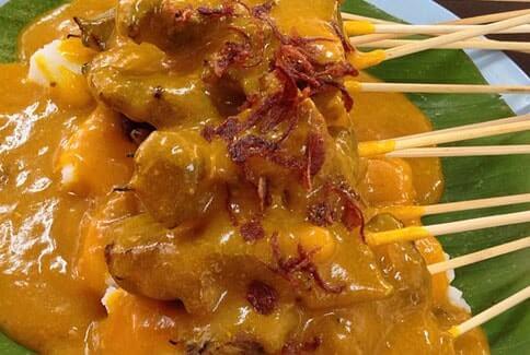 resep makanan sate padang