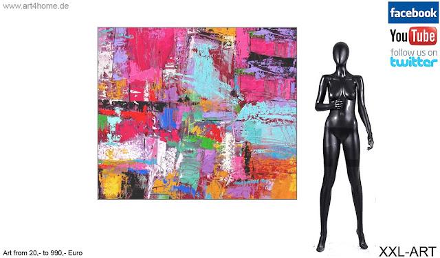 Große Wandbilder, FineArtPrints oder kleine Formate moderner Kunst zu günstigen Preisen.