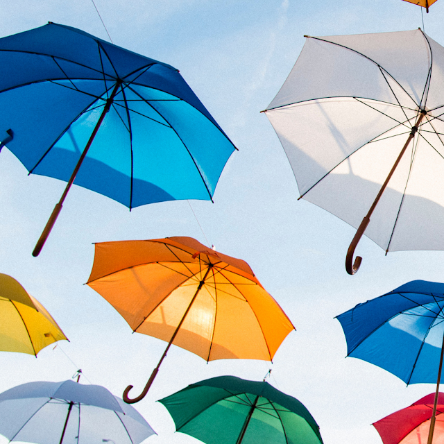 How Can the Weather Affect Your Mood? | Collaborative post with Fulton Umbrellas