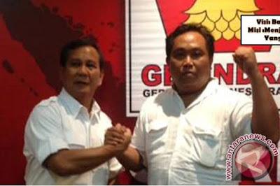 Gerindra: Satu Tetes Darah Pendemo Tumpah, Kami Gulingkan Jokowi-JK!