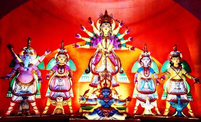 Durga Puja; Kokata; Bengal festival puja