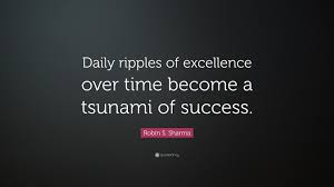 Excellence Success Quotes