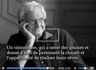 Christian godefroy: le visionnaire qui sèmes les graines et permet au gens de réaliser leur rêves