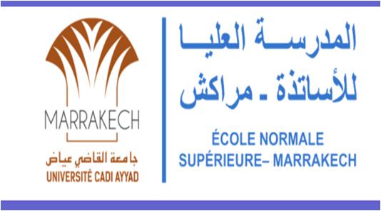 مباراة ولوج سلك الماستر المتخصص بالمدرسة العليا للاساتذة مراكش 2020-2021 Master ENS Marrakech