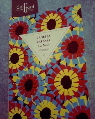 La nuit de laitue, premier roman de Vanessa Barbara