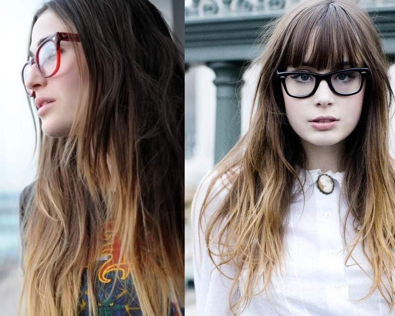 Ombre Hair Style: The Creative Mess: OMBRE HAIR