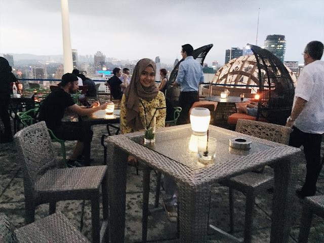 lala rahim cara nak masuk ke helipad, heli lounge bar kuala lumpur kl jalan sultan ismail
