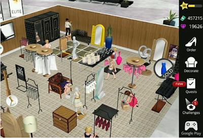 Fashion Empire - Boutique Sim APK