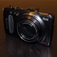 aparat kompaktowy fujifilm