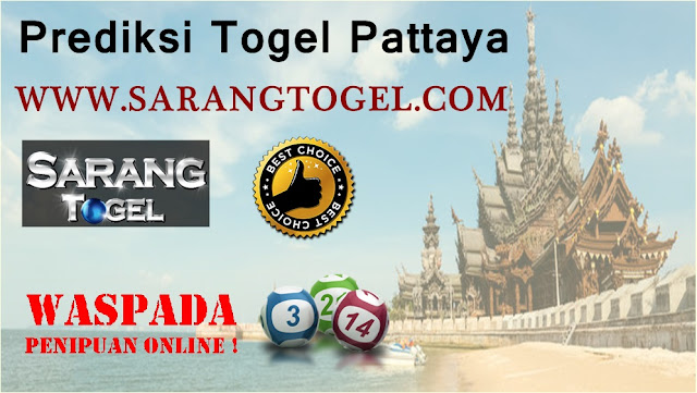 BANDAR TOGEL - Prediksi Togel Pattaya 10 Maret 2017