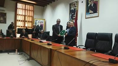 اتفاقية شراكة بين أكاديمية طنجة تطوان الحسيمة ومؤسسة البنك الشعبي لتجهيز مؤسسات الأقسام التحضيرية للمدارس العليا بالويفي (WIFI)