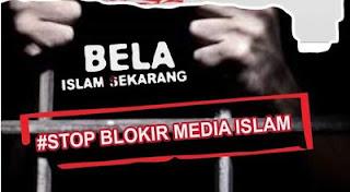 #StopBlokirMediaIslam Jadi Trending Topic Nomor Satu di Indonesia